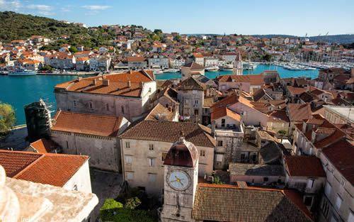 UNESCO Protected Town Trogir