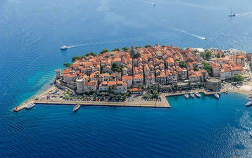 Walking Tour of Korčula Island
