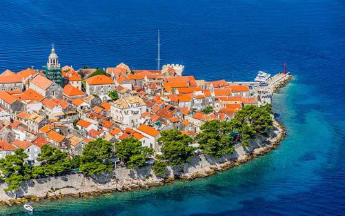 Optional Excursion: Korčula Island