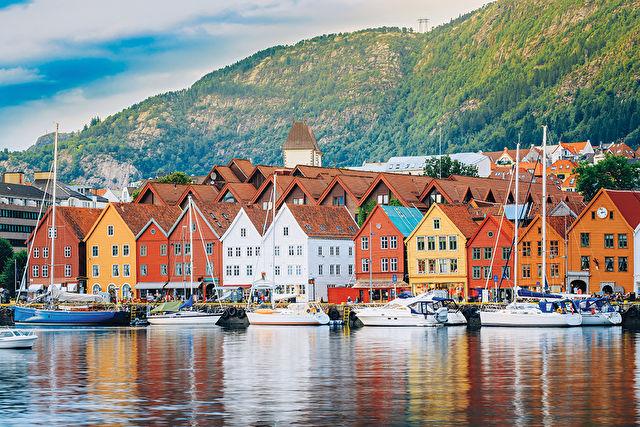 Norwegian Fjords Stay & Cruise