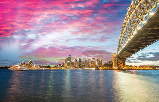 Sydney & The South Pacific Stay & Cruise