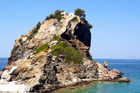 Ayios Ioannis Chapel, Skopelos