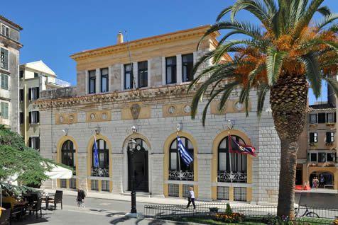Corfu Town Hall, Corfu