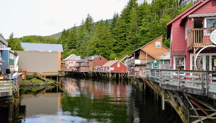 Cruceros Celebrity Cruises por Ketchikan, Alaska