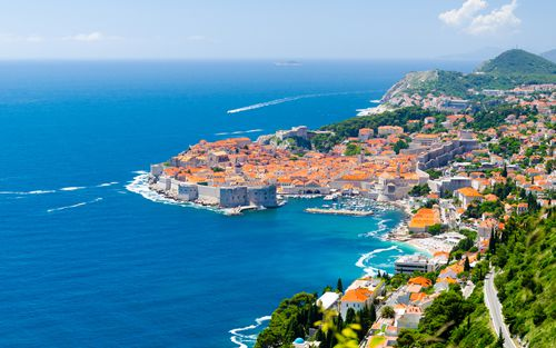Arrival & Overnight in Dubrovnik