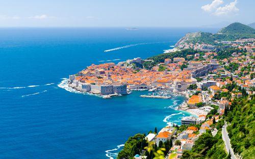 Arrival & Overnight in Dubrovnik