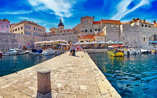 Dubrovnik (Optional Walking Tour)
