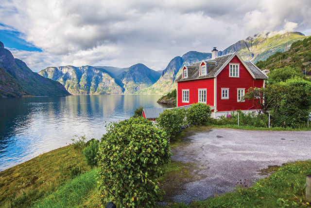 Scenic Fjords of Norway