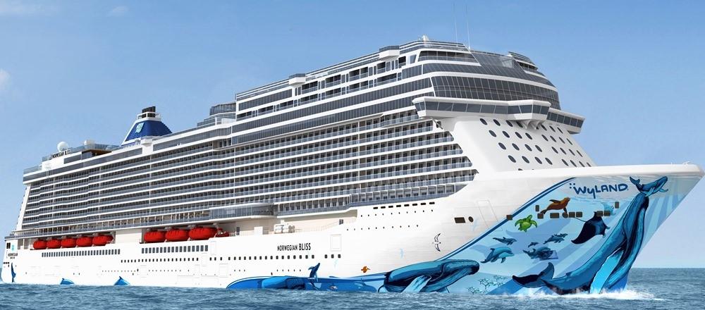 Norwegian Cruise Line Spirit Ship
