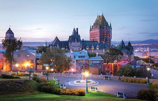 Transtalantic, New England and Canada