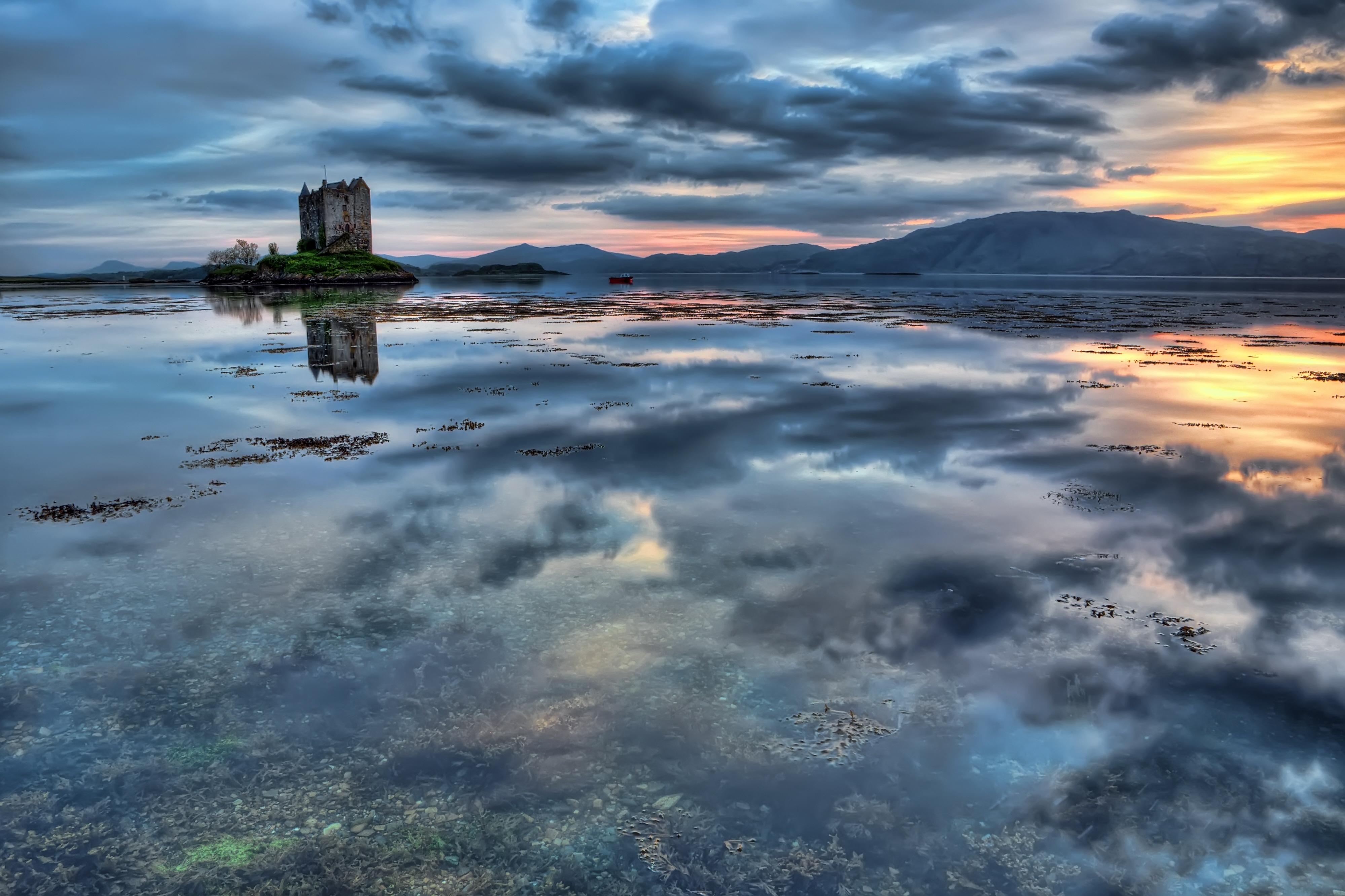 Edinburgh, the Highlands & Islands