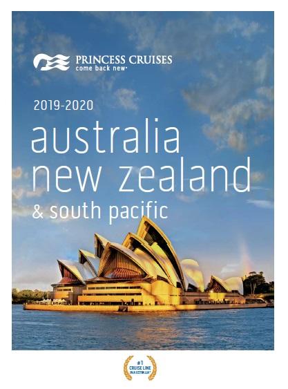 Princess Cruises: Australia & New Zealand 2019