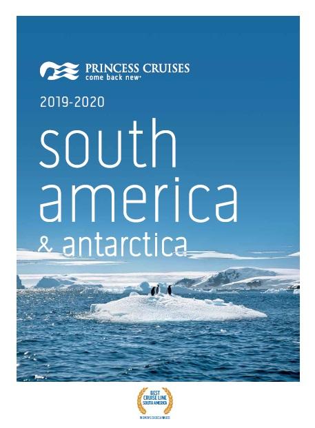 Princess Cruises: South America & Antarctica 2019