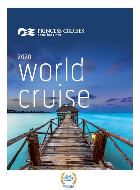 Princess Cruises: World Cruise 2020