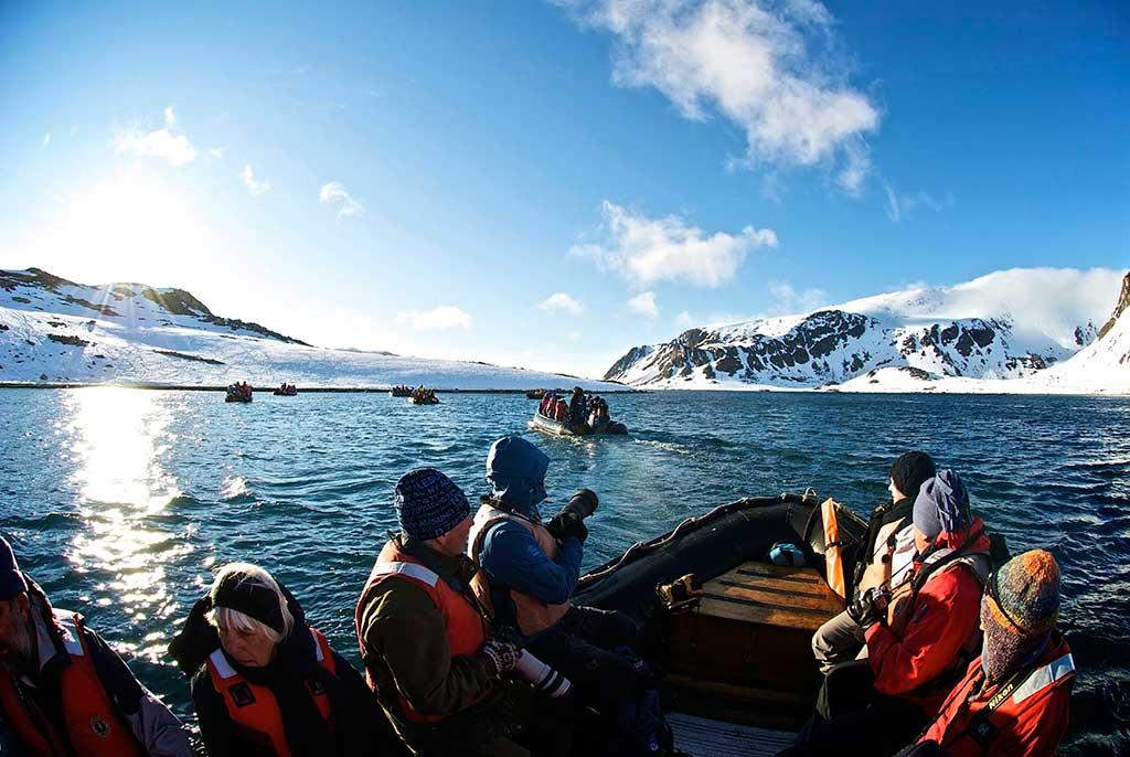 Hurtigruten Excursões