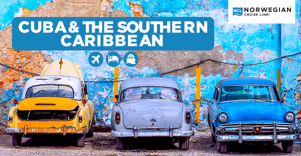 CUBA AND THE SOUTHERN CARIBBEAN