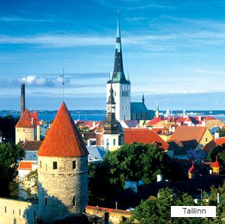 Destination baltic sea tallinn