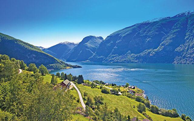 Autumn Fjordland