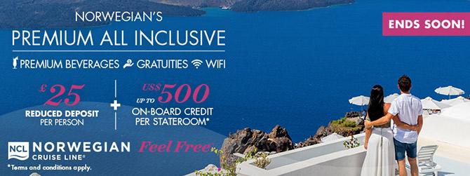 Norwegian Cruise Line Cruises