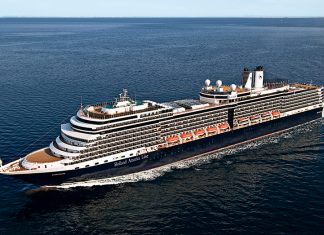 Holland America Line recebe entrega especial do Premium Copper River King Salmon em Seattle a bordo do Eurodam