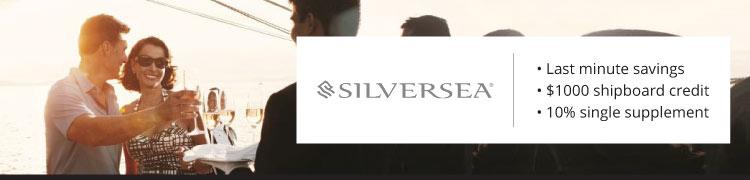 Silversea Cruise Deals