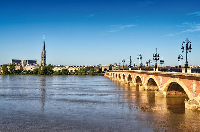 French River Cruising with Bordeaux