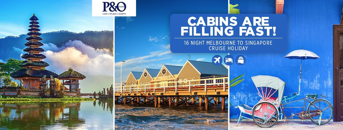 P&O Australia Cruises
