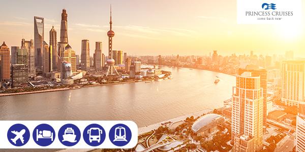 CHINA TOUR & MAJESTIC SHANGHAI TO SYDNEY