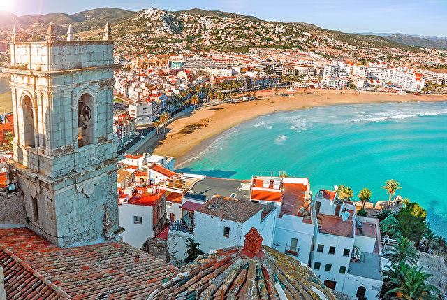 Spain, France & Italy Fly-Cruise