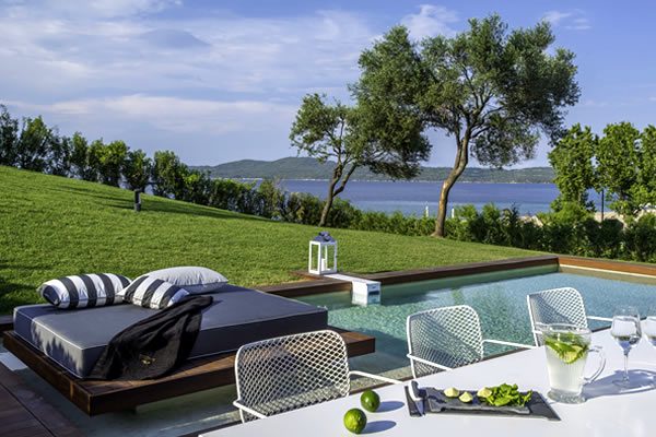 5* Avaton Luxury Villas Resort