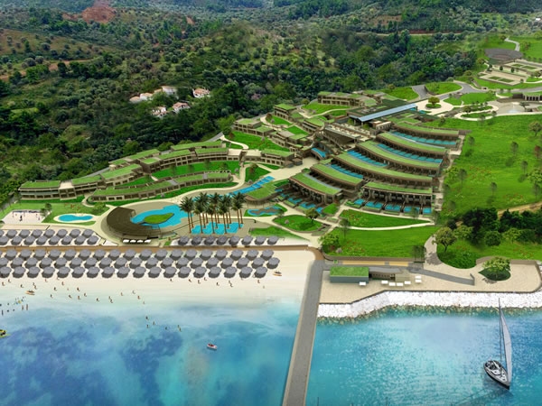5* Miraggio Thermal Spa Resort