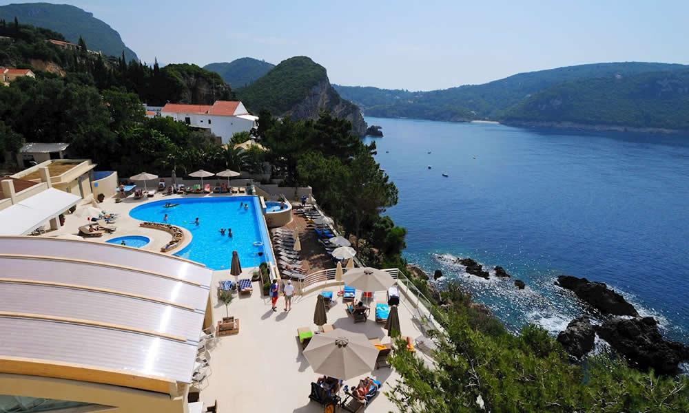 4* Akrotiri Beach Hotel, Corfu